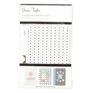 Grace Taylor Cards and Envelopes Black White & Gold