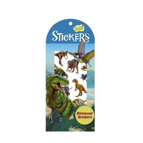Peaceable Kingdom Stickers Dinosaur