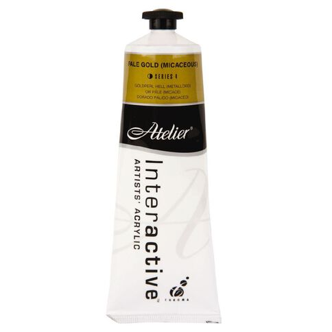 Atelier S4 80ml Pale Gold Gold