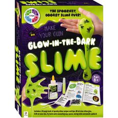 Hinkler Slime Kit Glow in the Dark