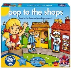 Orchard Toys Game Pop To The Shops