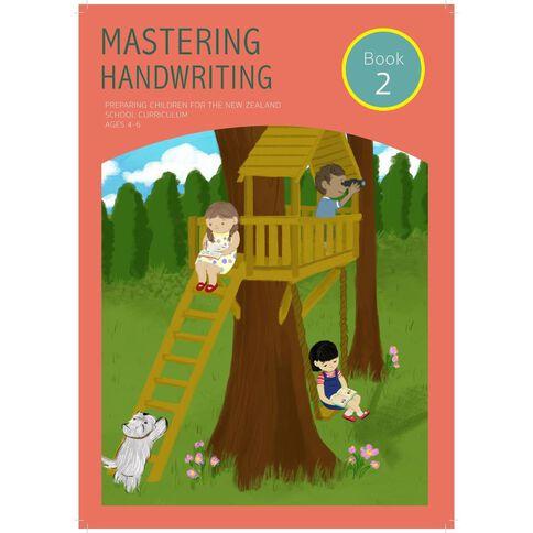 Mastering Handwriting Book 2