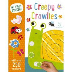 My First Sticker Creepy Crawlies by Make Believe Ideas