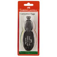 Faber-Castell Correction Tape 4mm x 6m White