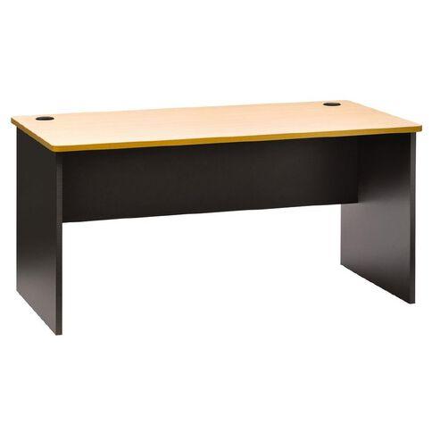 Jasper J Emerge Desk 1500 Beech/Ironstone
