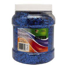Fivestar Glitter Blue 1 kg Jar