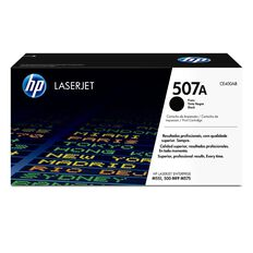 HP Toner 507A Black (5500 Pages)