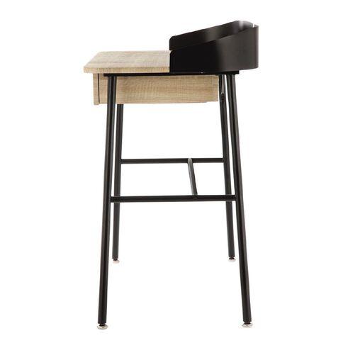 Workspace Finn Desk Black Black