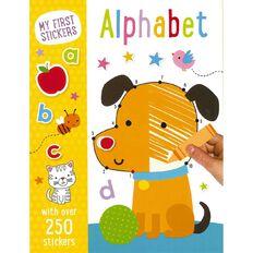 My First Sticker Alphabet by Make Believe Ideas