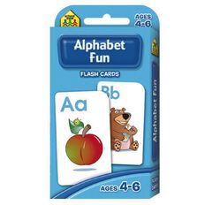 Flashcards Alphabet Fun (4+) by Schoolzone