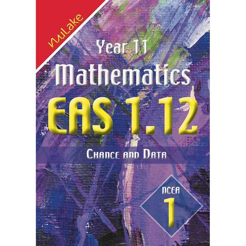 Nulake Year 11 Mathematics Eas 1.12 Chance And Data
