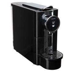 Chaos Coffee Company Espresso Machine Black
