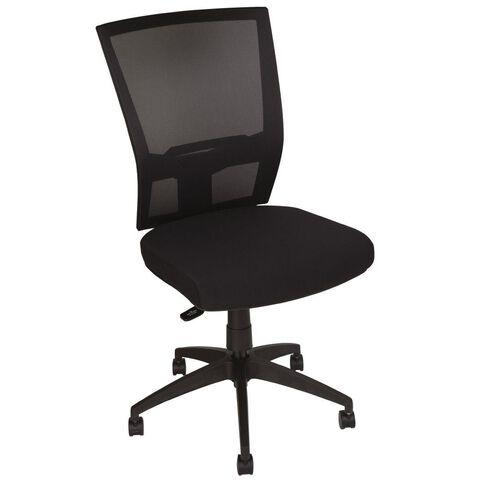 Jasper J Advance Air Plus Chair Black