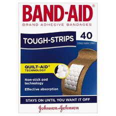 Band Aid Tough Strips