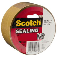 Scotch Sealing Tape 3609 48mm x 50m Tan