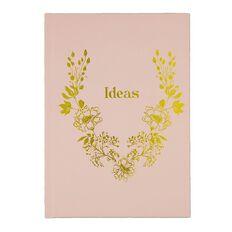 Uniti Secret Garden Hardcover Notebook A5