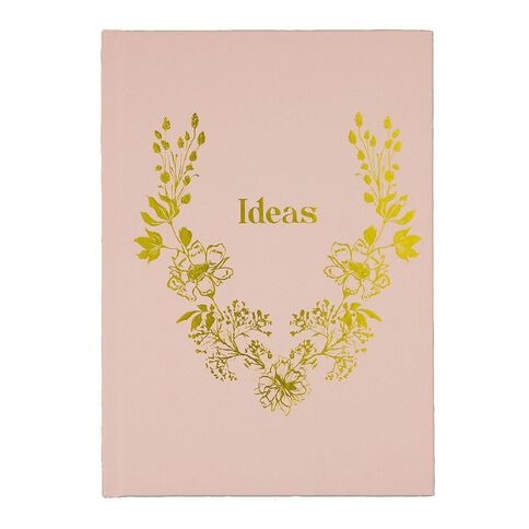 Uniti Secret Garden Hardcover Notebook A5