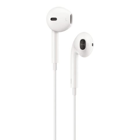 Apple EarPods with Remote and Mic White