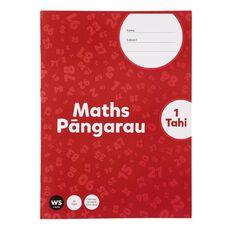 WS Junior Maths 1