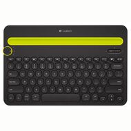 Logitech Wireless Bluetooth Multi-Device Keyboard K480 Black