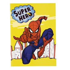 Spider-Man Scrapbook With 10 Colouring Sheets