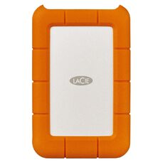 LaCie 2TB Rugged Portable USB 3.1 USB-C