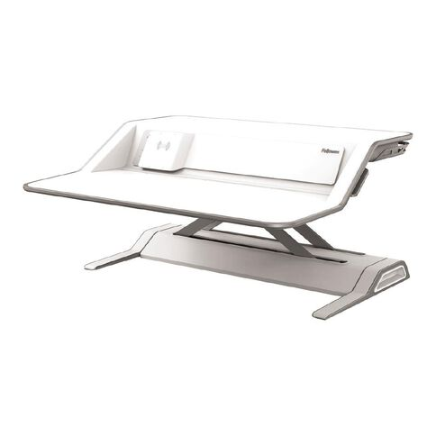 Fellowes Lotus DX Sit Stand White