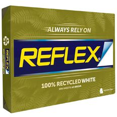 Reflex Photocopy Paper 100% Recycled 80gsm 500 Pack A3