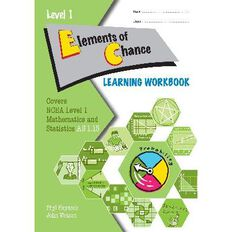 Ncea Year 11 Elements Of Chance As1.13 Learning Workbook