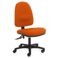 Chair Solutions Aspen Highback Chair Orange Orange