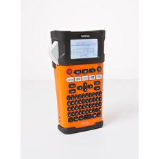 Brother Industrial Label Maker Pte300Vp Orange