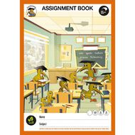 Clever Kiwi Assignment Book
