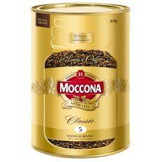 Moccona Classic Medium Roast Instant Coffee 500g