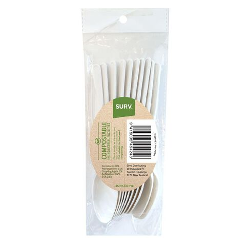 SURV. Eco Spoons 10 Pack