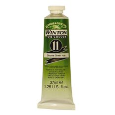 Winsor & Newton Winton Oil Paint 37ml Chrome Hue Green