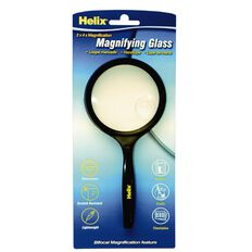 Helix Magnifying Glass 2X And 4X