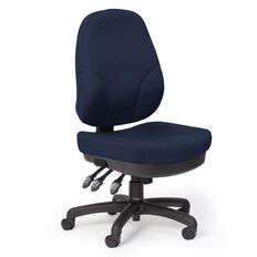 Chairmaster Plymouth Chair Navy