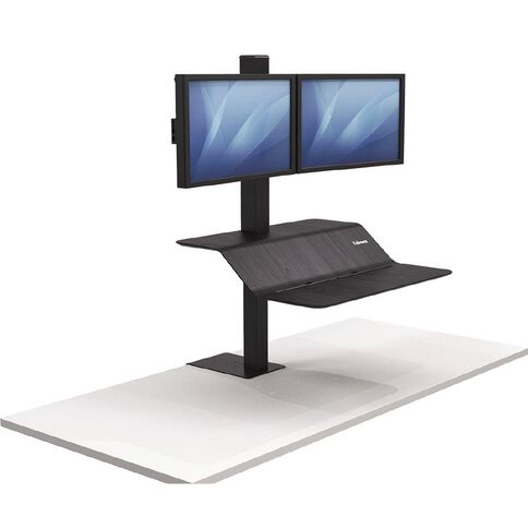 Fellowes Lotus VE Sit Stand Double