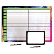 Perpetual Student Planner Laminated 500 x 700mm