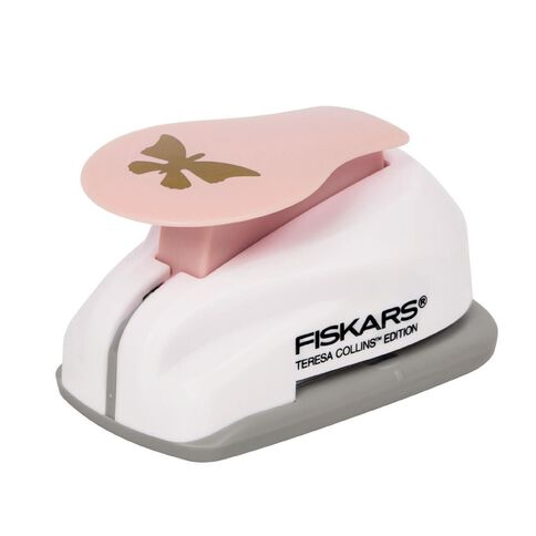 Fiskars Teresa Collins Lever Punch 1.5 inch Butterfly