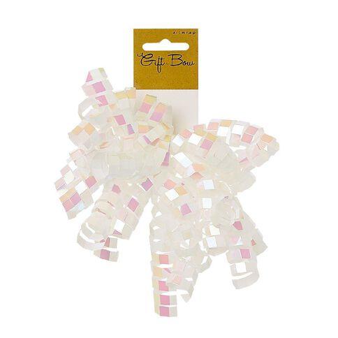 Artwrap Holographic Crinkle Bow Iridescent