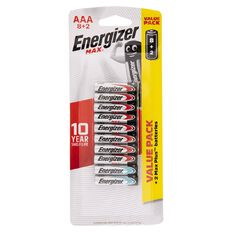 Energizer Max AAA 10 Pack