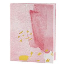 Uniti Dream Ring Binder with Gold Foil