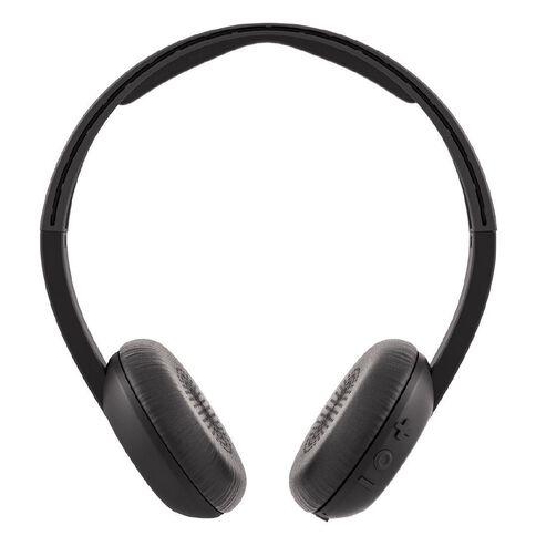 Skullcandy Uproar Wireless On Ear Headphones Black/Grey