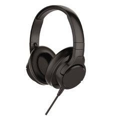 Tech.Inc Noise Cancelling Headphones Black