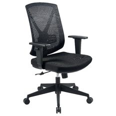 Buro Seating Brio II Chair Black