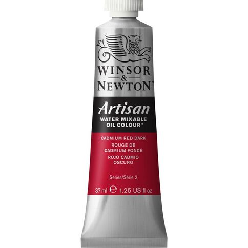 Winsor & Newton Artisan 37ml 104 Cadmium Dark Red