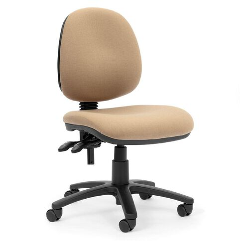 Chairmaster Apex Midback Chair Pumice