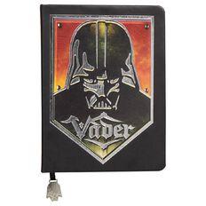 Star Wars Premium Notebook Darth Vader PU A5