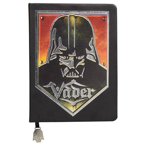 Star Wars Premium Notebook Darth Vader PU A5